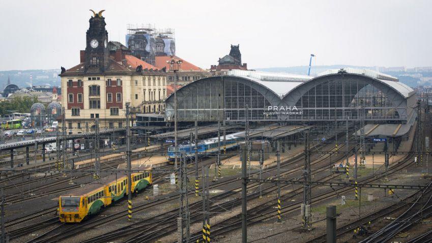 Penta a spol. plánují zastřešit koleje Hlavního nádraží, chtějí tam stavět byty