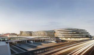 Central Business District Masarykovo nádraží v Praze od Penta Investments