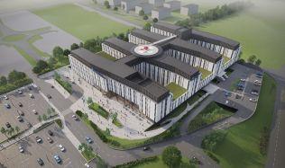 Penta otevře v Bratislavě za tři roky supermoderní nemocnici