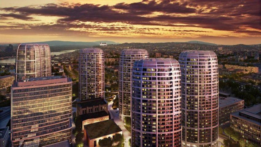 Penta se chystá rozšířit slovenský projekt Sky Park o další věž