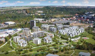 Pět set nových bytů pro Prahu