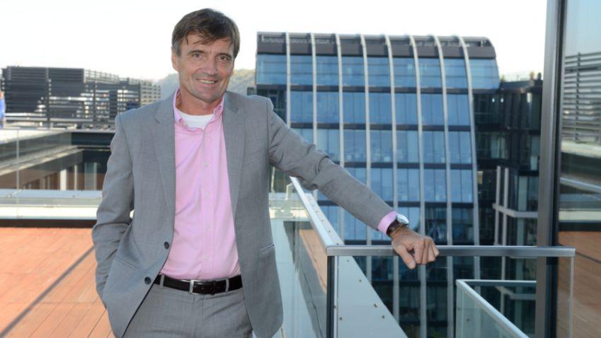 Masaryk Towers Apartment Floor Plans: Petr Palička, Real Estate Division Director, Penta