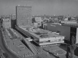 Původní podoba hotelu Kyjev