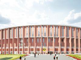 Fotbalový stadion Brno, vizualizace