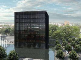 zdroj Kuba, Pilař architekti, 2009 Popisek: Černá kostka