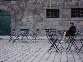 zdroj Institut plánování a rozvoje hlavního města Prahy/ Popisek: Pražské židle a stolky