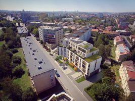 zdroj Podlipný Sladký architekti s.r.o./ Popisek: Vizualizace projektu