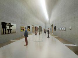 zdroj earch.cz/ Popisek: Interiér muzea