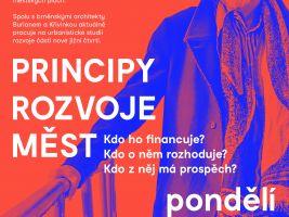 zdroj Kancelář architekta města Brna/ Popisek: Plakát k vystoupení Marka Johnsona v Brně