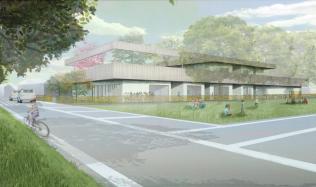 Moderní škola v Maastrichtu od UArchitects