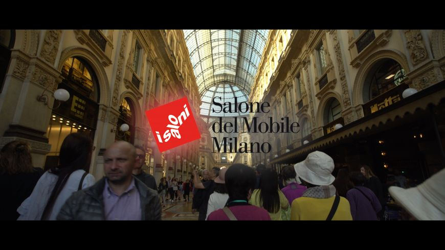 Salone del Mobile Milano – An exclusive documentary by TV Architect