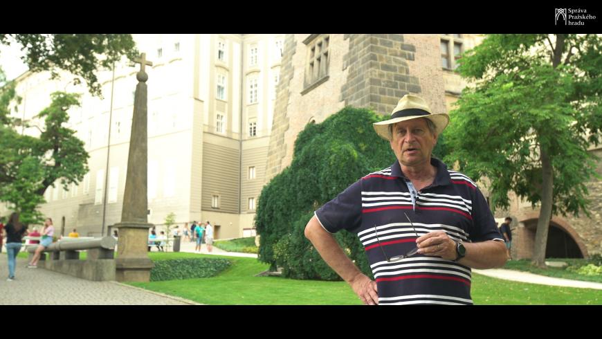 Skryté poklady architektury – 33.díl, část2. – Zahrada Na Valech, Pražský hrad