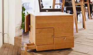 The Shrine drawers by Sigurd Larsen
