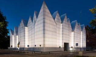 Philharmonic Hall in Szczecin, Poland from Barozzi/Veiga