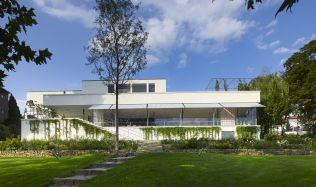 Villa Tugendhat in Brno, Czech Republic by Ludwig Mies van der Rohe