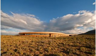 Tierra Patagonia Hotel in Chile by Cazú Zegers