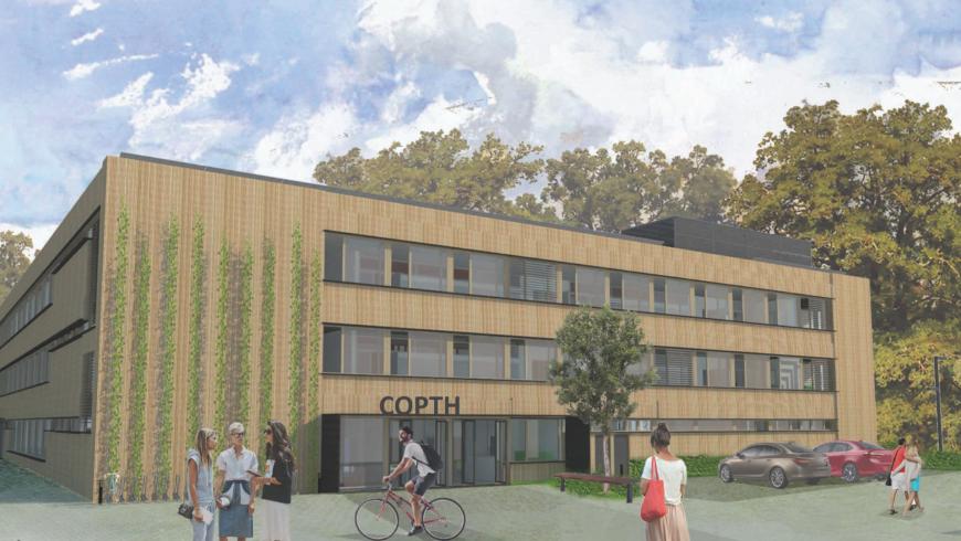 Učiliště vpražských Hrdlořezích se promění ve smart building