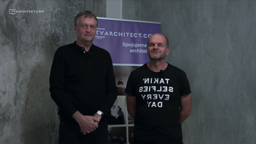 TV Architect v regionech: Atelier D.R.N.H.