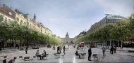 TV Architect představuje: Revitalizace Václavského náměstí či projekt The Park na Chodově