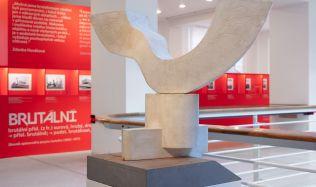 Brutální výstava v Národní galerii je přístupná až do listopadu