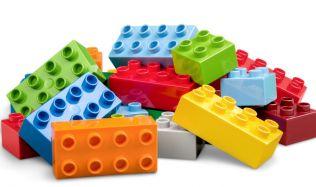 Lego's Build the Change project entering Prague