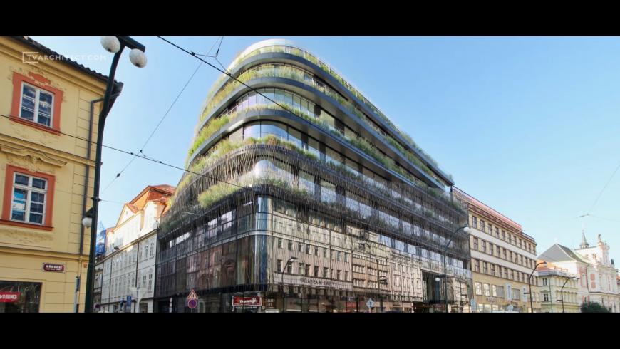 Skryté poklady architektury - 65. díl - Palác DRN a Schönkirchovský palác