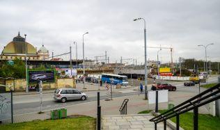 Plzeň buduje nový dopravní uzel
