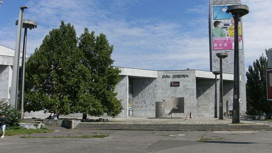 Bratislavský Istropolis možná půjde k zemi