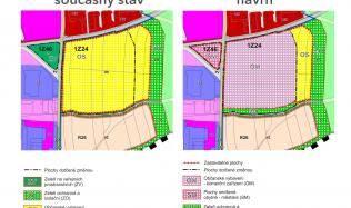 Změny územního plánu v Kladně narážejí na odpor obyvatel