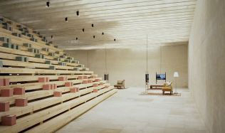 In Therapy Nordic Pavilion at the 15th Venice Architecture Biennale by Marge Arkitekter