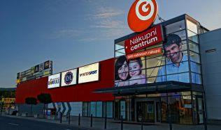 Liberecké nákupní centrum Géčko má nové majitele