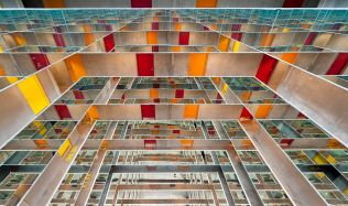 Grundfos Halls of Residence in Århus, Denmark by CEBRA