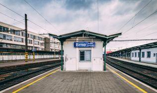 Jihomoravský kraj je pro nové nádraží, v odsunuté poloze u řeky