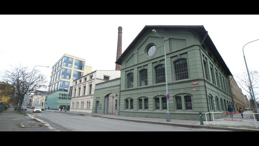 Skryté poklady architektury – 13.díl – Industriální Karlín