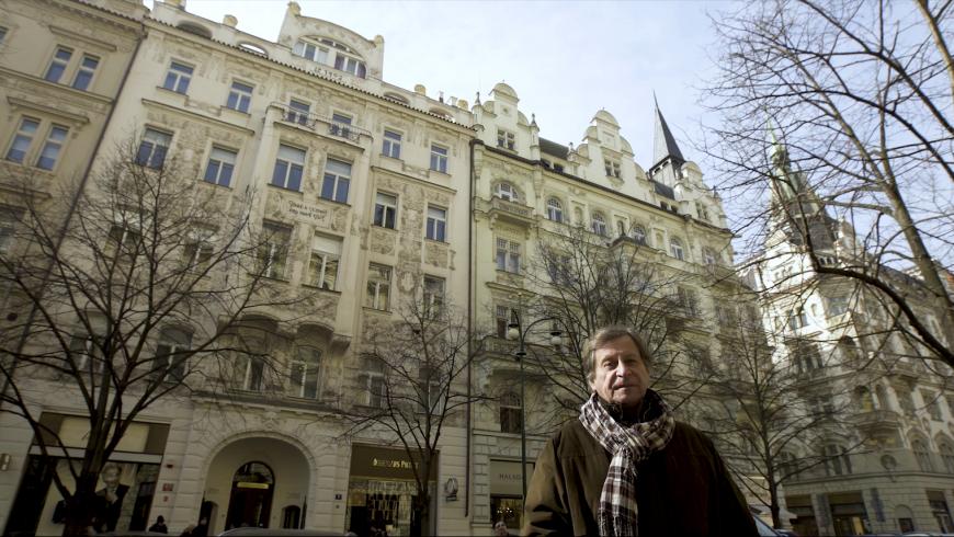 Skryté poklady architektury – 17.díl, část 1. – Pařížská ulice, část 1.