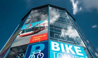 Na Slovensku vyroste první Biketower