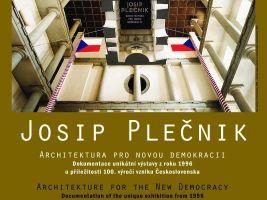 zdroj Fakulta architektury ČVUT/ Popisek: Plakát k výstavě na Pražském hradě