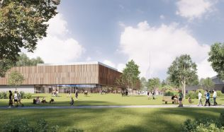 Planning approval for University of Portsmouth sports facility by FaulknerBrowns