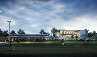 Planning approval for University of Stirling Sports Centre by FaulknerBrowns
