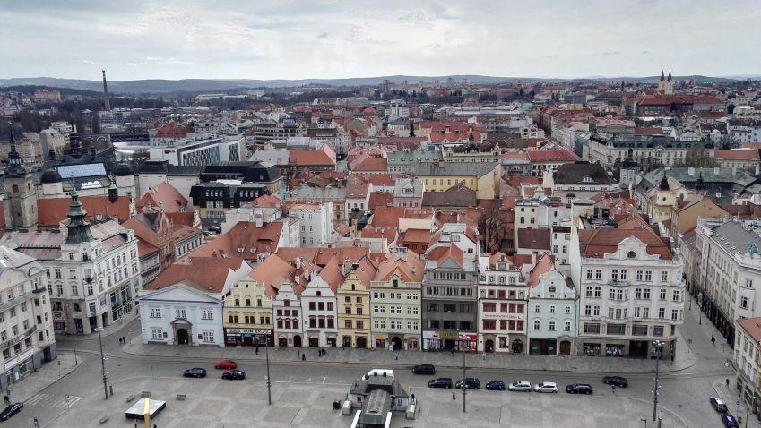 Plzeň přestaví bývalé kanceláře a laboratoře na sociální byty
