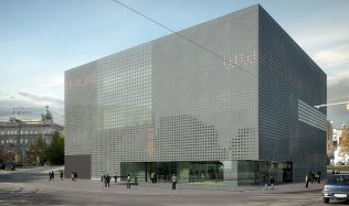 Plzeňský kraj požádá o státní dotaci na dlouho plánovanou stavbu budovy Západo-české galerie v Plzni