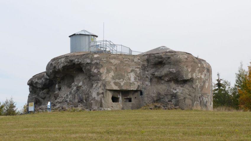 Podaří se konečně zrekonstruovat pohraniční pevnost Dobrošov?
