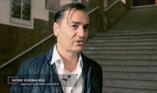 Pojďme se soustředit ne na architekturu, ale na to, čeho chceme s její pomocí dosáhnout, říká Patrik Schumacher za studia Zahy Hadid v exkluzivním rozhovoru pro TV Architect