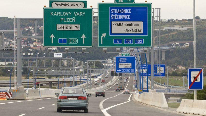 Posun trasy pražského okruhu: Změny územních plánů a větší zabírání půdy