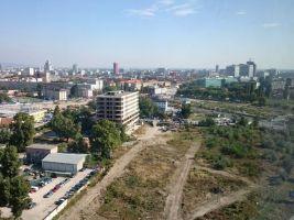 zdroj TREND Reality Popisek: Pozemky pro projekty Portum a Ister