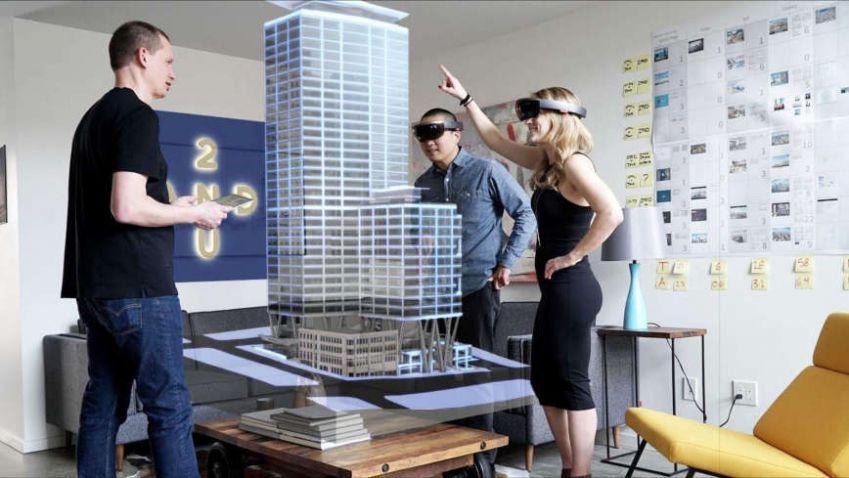 Práce ve virtuální realitě pronikla do světa architektury