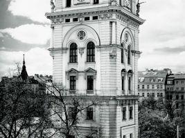 Vinohradská vodárenská věž