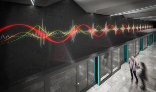 Praha představila vzhled dalších tří stanic metra D