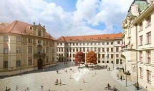 Praha představila novou podobu Mariánského náměstí