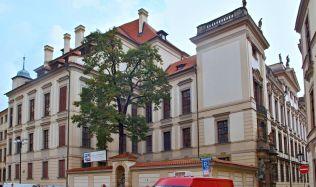 Praha vypíše zakázku na opravu Clam-Gallasova paláce